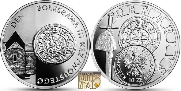 Denar Bolesława Krzywoustego