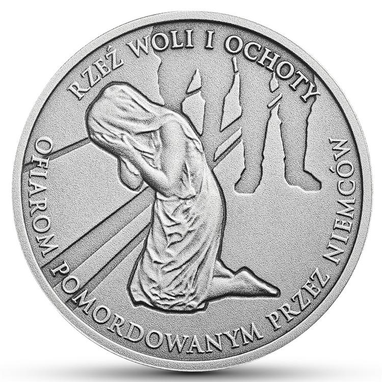 10 zł 2017 r. - Rzeź Woli i Ochoty