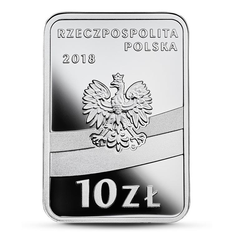 Stulecie odzyskania przez Polskę niepodległości Ignacy Jan Paderewski 10 zł