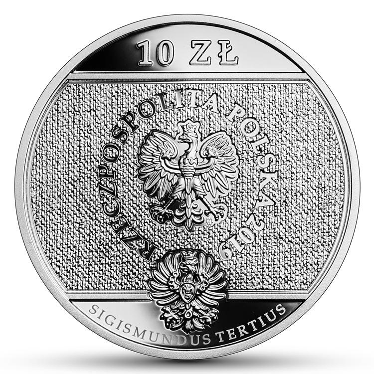 2 x 10 zł 2019 r. - Hołd pruski. Hołd ruski - zestaw monet