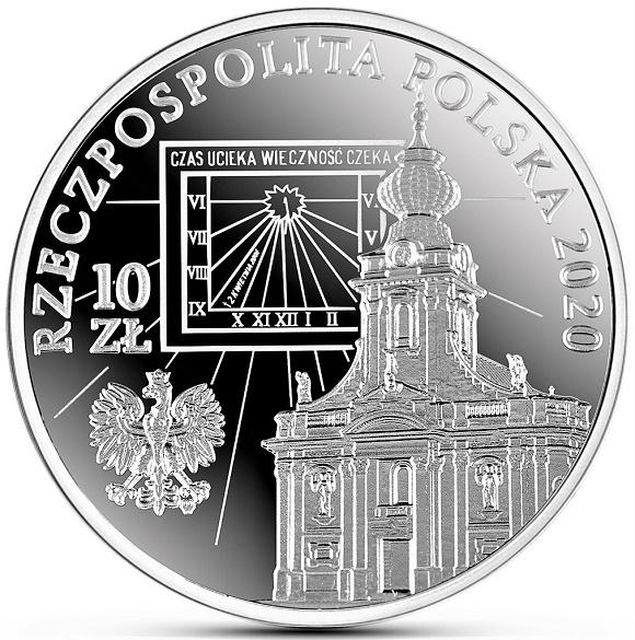 10 złotych 2020 r. - 100. rocznica urodzin Świętego Jana Pawła II (UNCJA), (temat indywidualny)