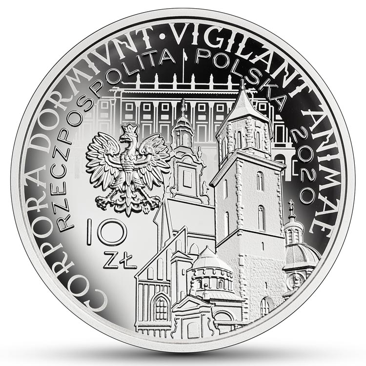 10 zł 2020 r. - 10. rocznica tragedii smoleńskiej