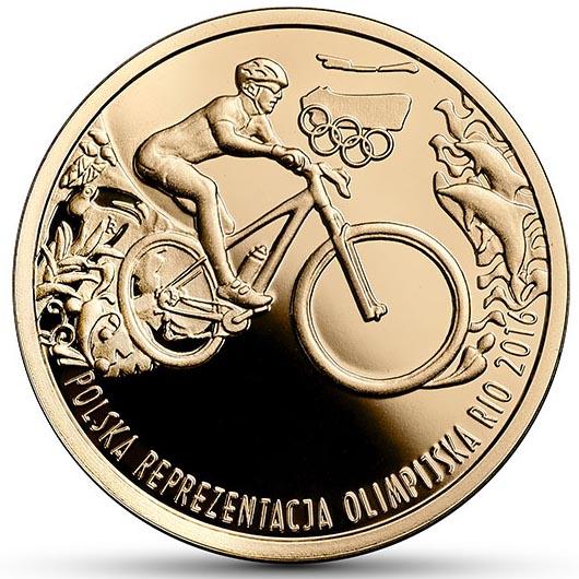 200 zł Polska Reprezentacja Olimpijska Rio de Janeiro 2016