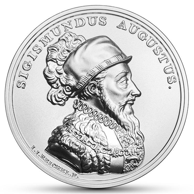 50 zł 2017 r. - Zygmunt August - Skarby Stanisława Augusta (13)