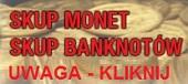 Skup monet, skup banknotów