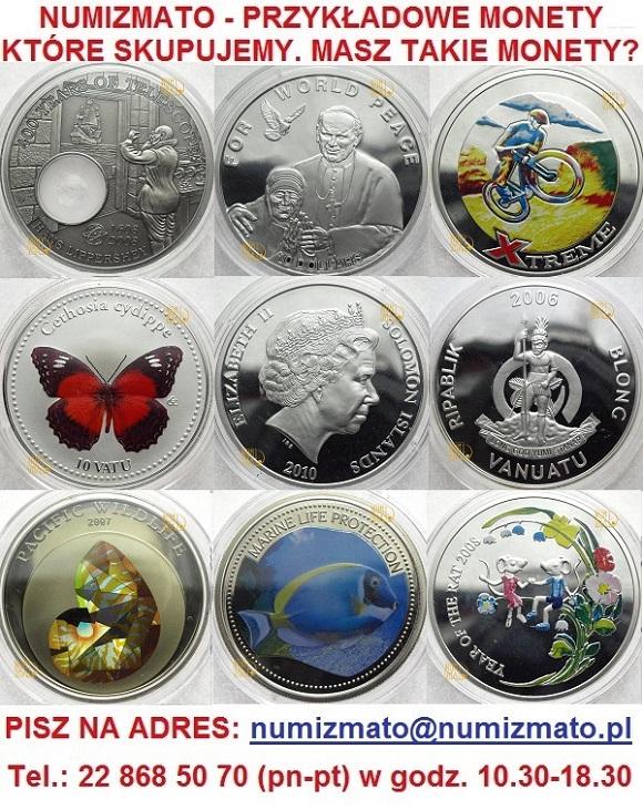 Skup monet zagranicznych