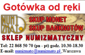 Skup banknotów Warszawa
