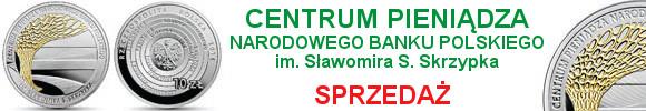 10 zł Centrum Pieniądza NBP im. Sławomira S. Skrzypka