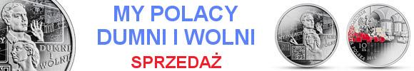10 zł 2018 My Polacy dumni i wolni 1918 - 2018 (temat indywidualny)