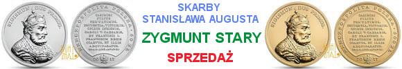 Zygmunt Stary - Skarby Stanisława Augusta