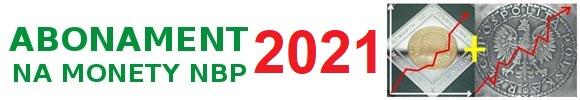 Abonament numizmatyczny 2021
