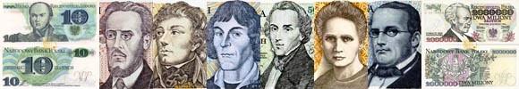 Skup banknotów PRL i starszych