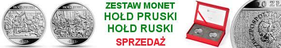 10 złotych 2019 Hołd pruski Hołd ruski (temat indywidualny)