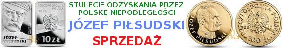 10, 100 zł Józef Piłsudski, Stulecie odzyskania przez Polskę niepodległości (inauguracja serii))