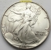 1 oz / uncja One Silver Dollar dolar 1991, silver eagle